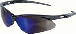 Jackson Safety 3000358 Blue Mirror Lens