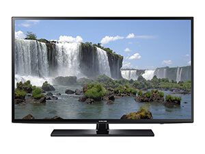 Samsung UN40J6200 40-Inch 1080p Smart LED TV