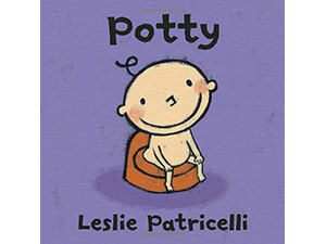 Potty Board book