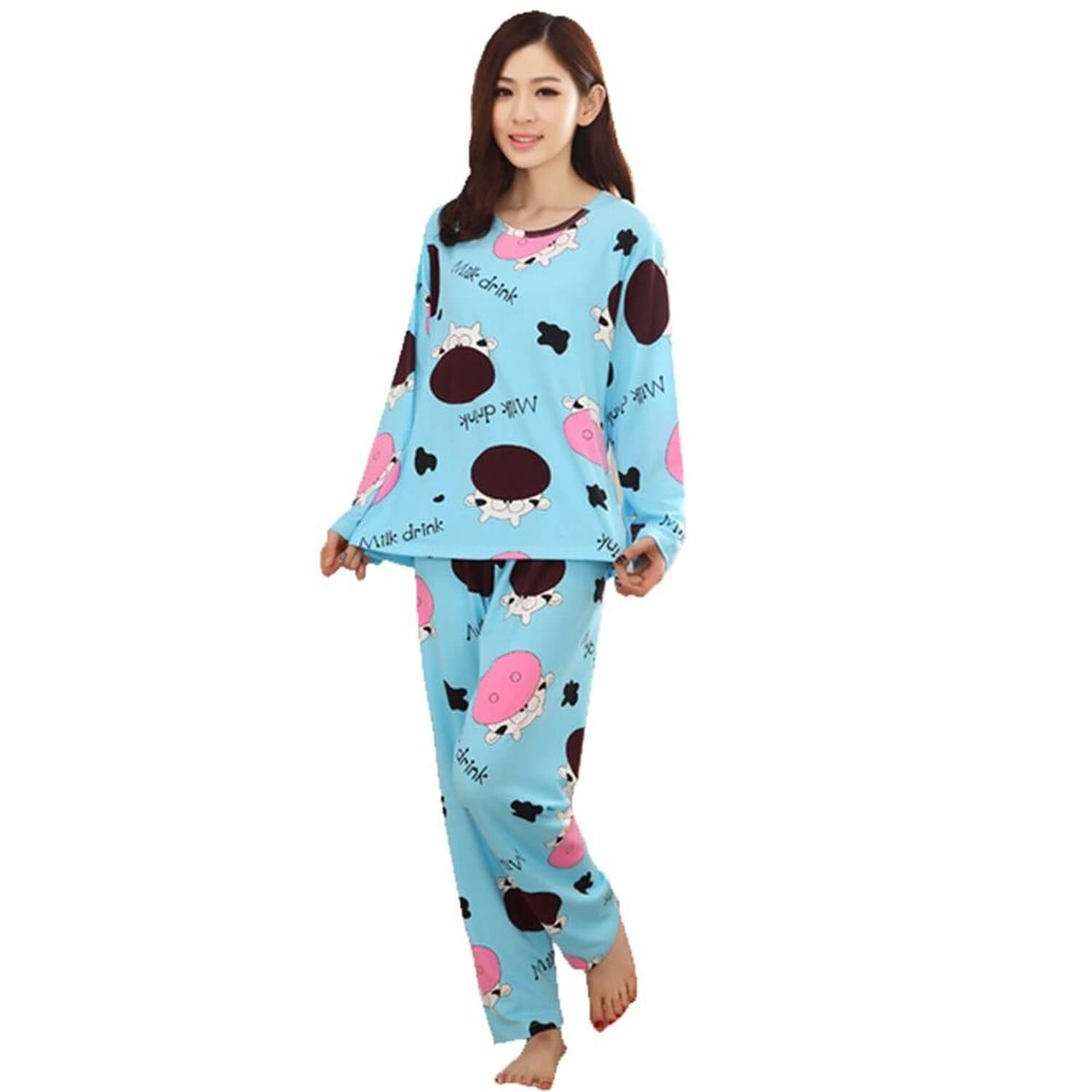 Top Ten Best Women's Long Sleeve Pajama Sets Reviews