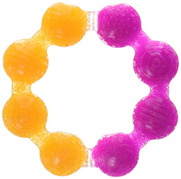 Wimmzi Tutti Frutti Teether Toys