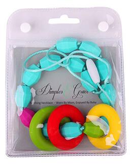 Mesinton Baby Teething Necklace