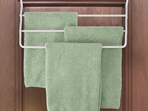 Sunbeam 3 Bar Kitchen Towel Rack