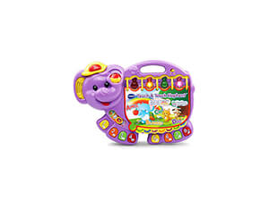 VTech Touch and Teach Elephant – Purple
