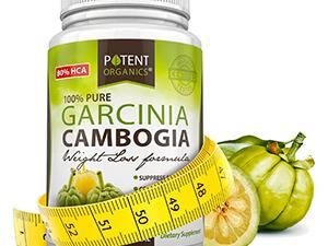 Potent Organics Pure Garcinia Cambogia Extract