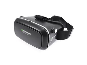 Headset 3D Glasses Nose Padding for Video Games Movies and NFC TagAxgio Vision VR Virtual Reality