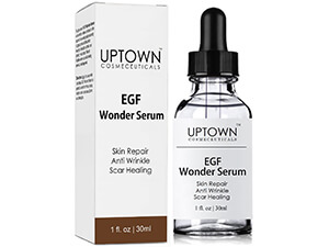 Anti Wrinkle & Acne Scar Removal EGF Wonder Serum From Uptown Cosmeceuticals