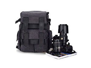 BESTEK waterproof backpack camera rucksack