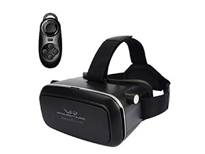 Virtual Reality GlassesAmanstino 3d Vr with Head-mounted Headband