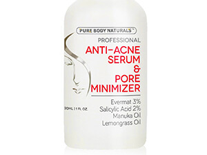 Acne Treatment for Face & Pore Minimizer Serum
