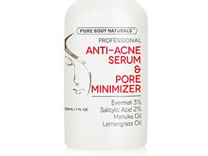 Acne Treatment for Face & Pore Minimizer Serum