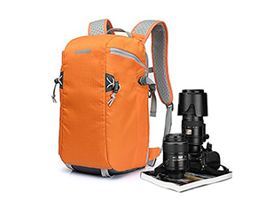 BESTEK caden camera backpack