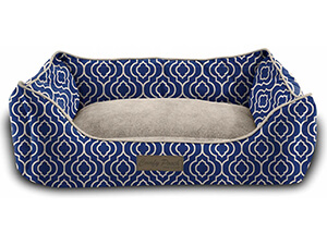 Modern Chic Trellis Cat or Dog Bed by Trendy Pet