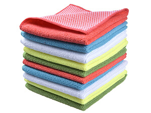 Sinland Microfiber Dish Cloth Best Kitchen Cloths Cleaning Cloths
