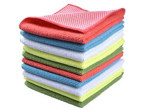 Sinland Microfiber Dish Cloth Best Kitchen Cloths Cleaning Cloths