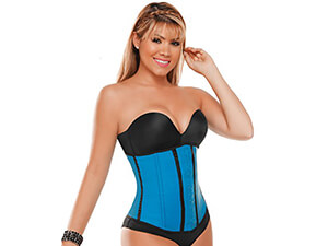 Ska Studio Soft Latex Waist Trainer