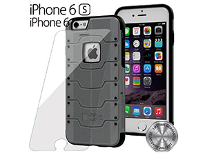 Hummer Protective Case with a Built-In Screen Glass