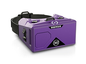 Virtual RealityMerge VRHeadset for Android and iPhone