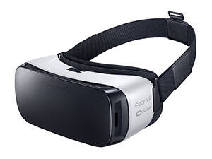 Virtual Reality Headset Samsung Gear VR