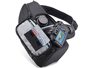 Case logic CPL-107GY sling camera bag