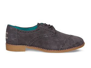 TOMS Women's Brogues Flat