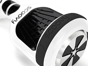 Protective Scoovy Replacement Bumper for Hoverboard