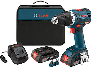 Bosch 18-volt Brushless Tough Drill