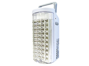 Emergency LED lantern Gama Sonic Rechargeable
