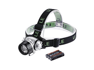 Hiking, running, camping, reading LE CREE headlamp LED flashlight