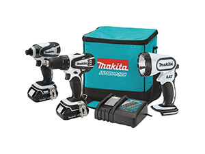 Makita CT300RW 18V Cordless Combo Kit