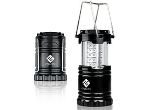 Camping lantern flashlights electricity ultra bright portable LED