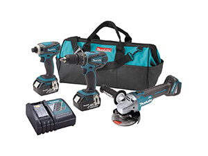 Makita 18V LXT Lithium-Ion 2-Pc