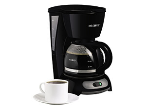 Mr. Coffee TF5 4- 5 Cup Switch Coffee Maker