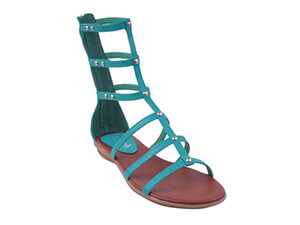 Refresh Ankle Bootie Strap Sandals