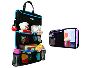 Backseat Car Organizer from Fancy Mobility