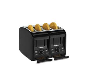 Hamilton Beach 4 Slice Cool Touch Toaster