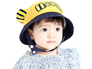 Unisex Baby Basin Sun Hat By Len In