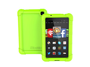 Poetic Fire HD 6 Case-Turtle Skin Series