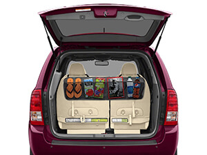BackSeat/Trunk Organizer By Lebogner