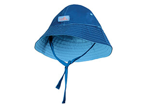 Baby Boy Reversible Sun Hat By UV Skinz