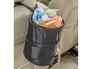 High Road Leakproof Pop-Up Car Trash Bag - Compact Size