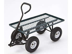 Padded Pull Handle 300 Pound Capacity Cart