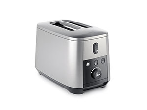 OXO On 2-Slice Lever-Free Motorized Toaster