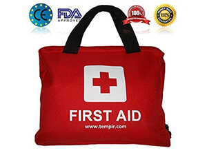 First Aid Kit Bag For Travel