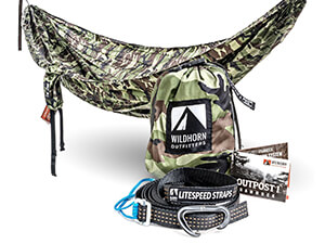 Outpost Camping Hammock