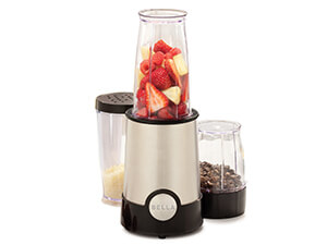 BELLA 13586 12-Piece Rocket Blender