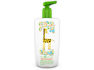 InstaNatural Baby Shampoo