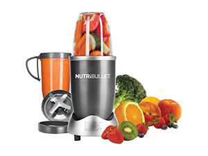 NutriBullet (Gray) Blender/Mixer