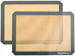 Amazon Basics Silicone Baking Mat