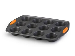 Rachael Ray Oven Lovin' Non-Stick Muffin and Cupcake Pan